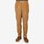 Pt Torino Beige Corduroy Gentleman Fit Pleated Trousers Front