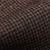 Berwich Burgundy Checked Wool Flat Front Trousers Fabric