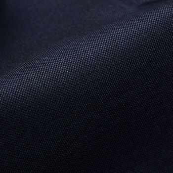 Canali Navy Pick n' Pick Wool Suit Fabric