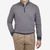 Canali Navy Taupe Wool 1:4 Zip Sweater Front