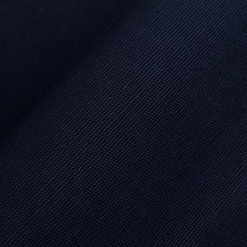 PT Torino Navy Cotton Linen Canvas Trousers Fabric