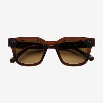 Chimi Eyewear Model 04 Brown Gradient Lenses Sunglasses 45mm Feature