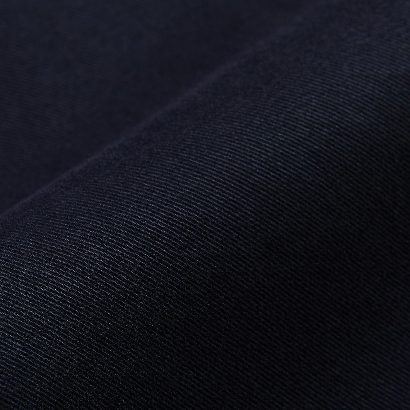 Hiltl Navy Cotton Stretch Regular Chinos Fabric